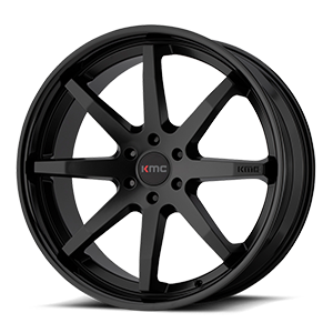 KMC Wheels KM715 Reverb 6 Satin Black