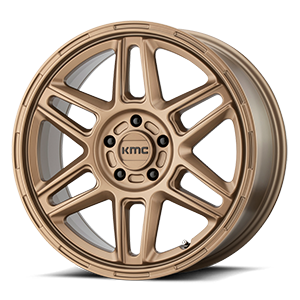 KMC Wheels KM716 Nomad 5 Bronze