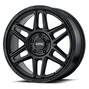 KMC Wheels KM716 Nomad 5 Satin Black
