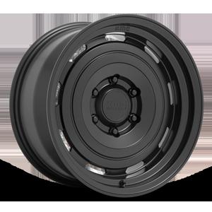 KMC Wheels KM720 ROSWELL 6 Satin Black