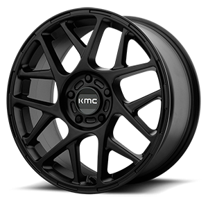 KMC Wheels KM708 Bully 5 Satin Black