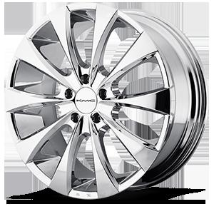 KMC Wheels KM679 Fader 5 Chrome