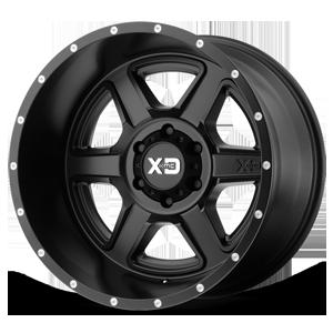 XD Series by KMC XD832 Fusion 6 Satin Black
