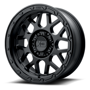 XD135 Grenade OR Matte Black 6 lug