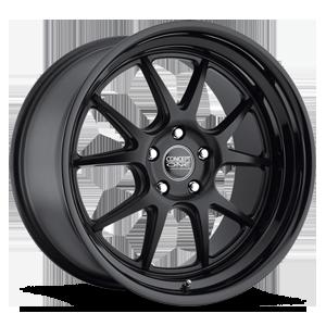 Concept One Wheels 1007 5 Black