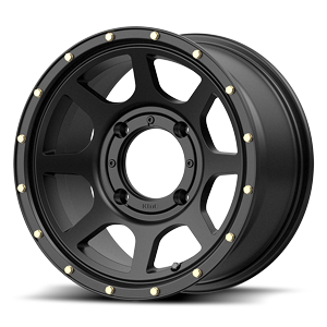 KS134-Addict 2 Satin Black 4 lug