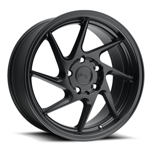 Niche Racing Series Kumo - M176 5 Matte Black