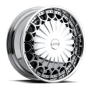 DUB Spinners Kingster - S776 5 Chrome