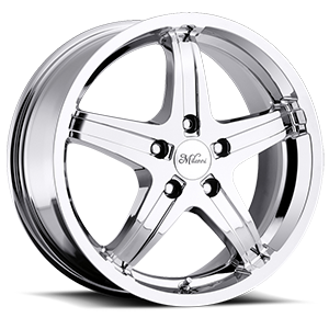 Milanni Wheels 446 Kool Whip 5 5 Chrome