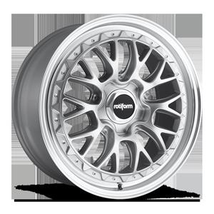 Rotiform LSR 5 Silver & Machined