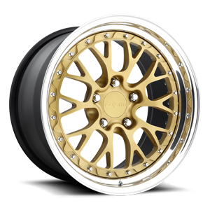 Rotiform LSR 5 Matte Gold