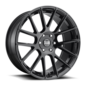DUB 1-Piece Luxe - S205 6 Gloss Black
