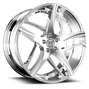 Lexani Wheels Bavaria 5 Chrome
