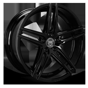 Lexani Wheels Bremen 5 Black