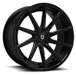 Lexani Wheels CSS-15 5 Black