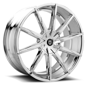 Lexani Wheels CSS-15 5 Chrome