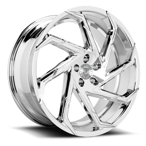 Lexani Wheels Cyclone 5 Chrome