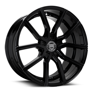 Lexani Wheels Gravity 5 Black