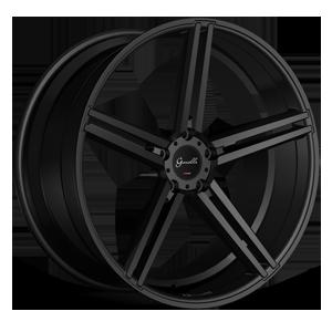 Gianelle Design Lucca 5 Gloss Black