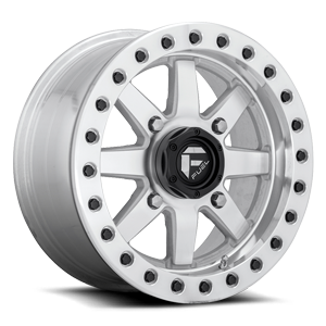 Fuel UTV Wheels Maverick - D937 Beadlock 4 Machined
