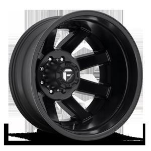 Maverick - D436 Dually Rear Matte Black 8 lug