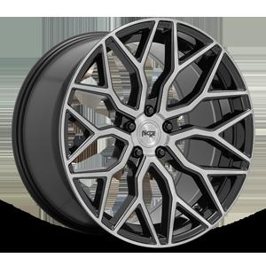 Niche Sport Series Mazzanti - M262 5 Gloss Black with Brushed Face