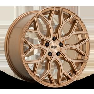 Niche Sport Series Mazzanti - M263 5 Platinum Bronze w/ Brushed Bronze Tint