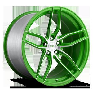 Niche Forged Methos 5 Verde Mantis