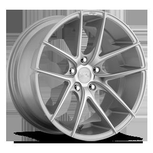 Niche Sport Series Targa - M131 5 Silver & Machined