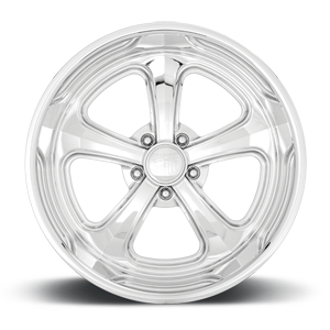 Milner - Precision Series Polished 5 lug
