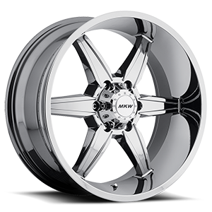 MKW Offroad M89 6 Chrome