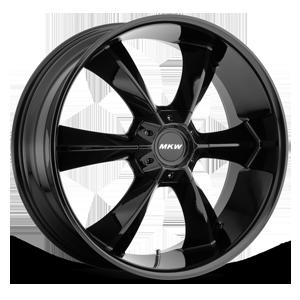 MKW M119 5 Gloss Black