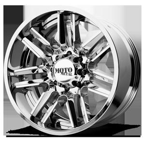 Moto Metal MO202 8 Chrome