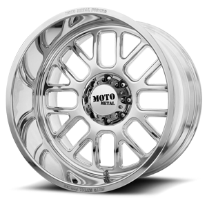MO404 Polished 8 lug