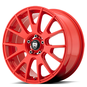 MR118 Red 5 lug