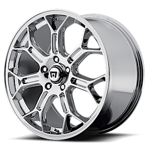 MR120 Chrome 5 lug