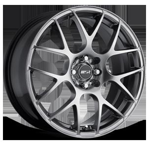 MSR Wheels 095 4 Hyper Black