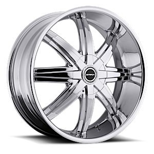 Strada Wheels Magia 5 Chrome