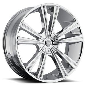 VCT Monza 5 Chrome Plated