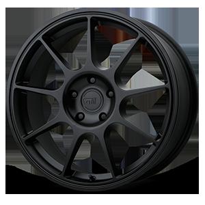 Motegi Racing MR138 5 Satin Black