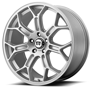 MR120 Race Silver 5 lug