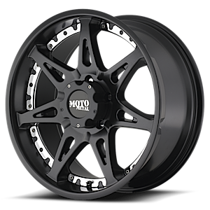 Moto Metal MO961 5 Satin Black