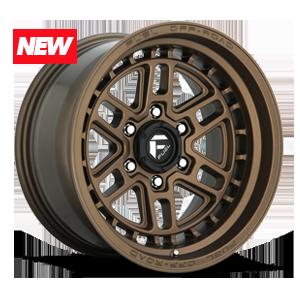 Fuel 1-Piece Wheels Nitro - D669 6 Bronze