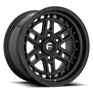 Fuel 1-Piece Wheels Nitro 6 - D667 6 Matte Black