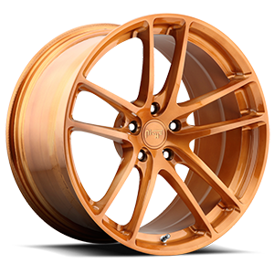Niche Forged Enyo 5 Brushed Gloss Transparent Copper