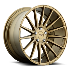Form - M158 Bronze 20x10 5 lug