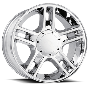 O.E. Performance 108 5 Chrome Plated