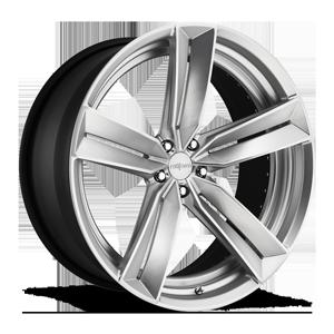 Rotiform OXR 5 Matte Ceramic Silver