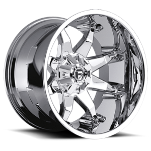 Fuel Deep Lip Wheels Octane - D508 5 Chrome Plated