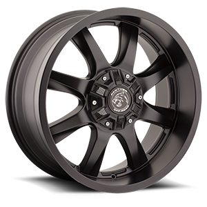 Panther Off-Road 578 8 Flat Black